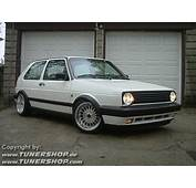VW Golf 2 GTI Technical Details History Photos On Better