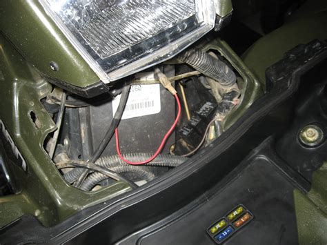 2008 polaris sportsman 500 ho fuse box wiring diagram manual