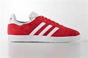 The adidas gazelle o g will drop on adidas com and retailers like