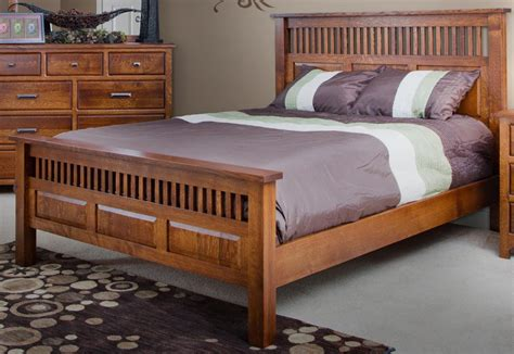 mission style beds your guide to mission style bedroom furniture mission