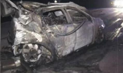 Investigated In Garrison Crash by Palmdale Crash That Killed Three Friday Still Being