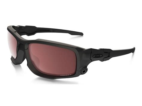 oakley si ballistic shocktube sunglasses matte black mpn