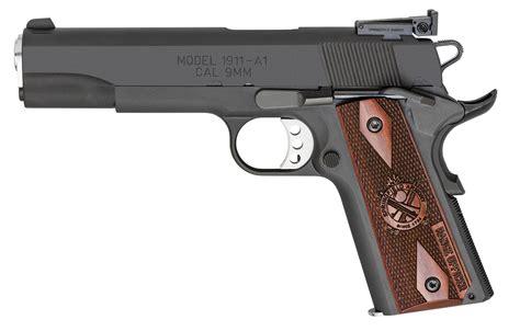 Range Officer by 1911 Range Officer 174 9mm Handgun Top Steel Frame Guns