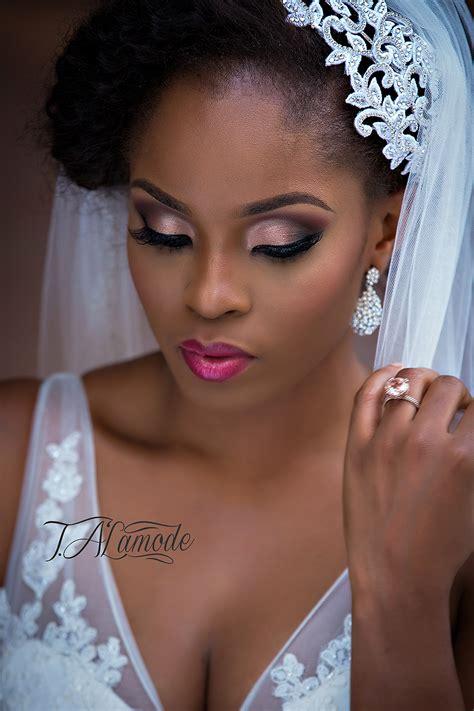 bridal hairstyles photo in nigeria nigerian bridal natural hair and makeup shoot black