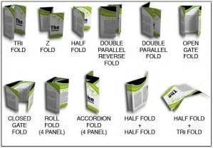 Folding Brochure Template by Brochure Printing Imprint Media Singapore