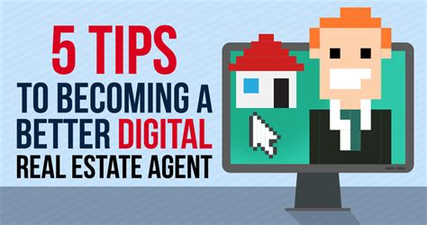 how to become a better real estate investor five tips to becoming a better digital real estate agent