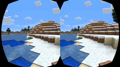 Vr Minecraft Minecraft Gear Vr Edition How The Players Described It