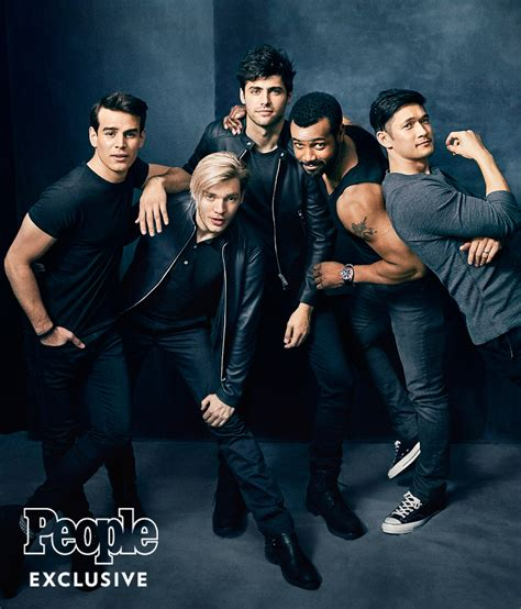 Shadows Hunters sexiest alive 2017 shadowhunters cast photos
