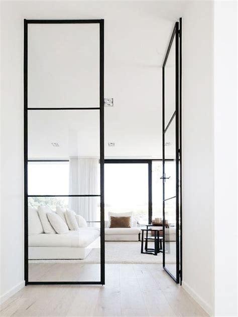 Installez une porte d'atelier dans votre entrée   Joli Place