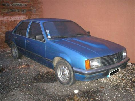 opel rekord diesel photo 45212 complete collection of
