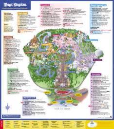 magic kingdom florida map disneys magic kingdom map disney039s magic kingdom