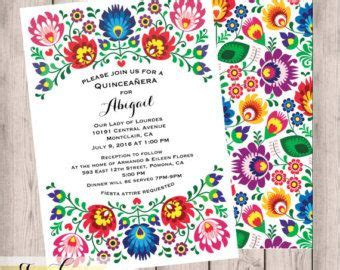 mexican themed quinceanera invitations image result for mexican themed quinceanera invitations