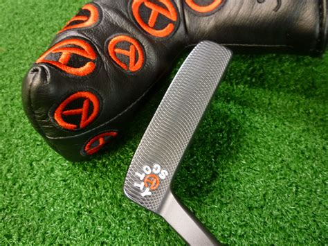 scotty cameron swing weight tour only scotty cameron sergio garcia del mar 3 5 black