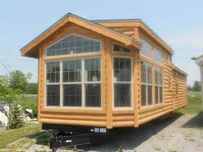 Log Cabin Park Models by Log Cabin Trailers 2012 Breckenridge 1246cpgp Park