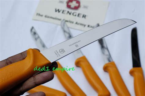 Krischef Pisau Daging 16 5 Cm pisau lapah daging lebar swibo