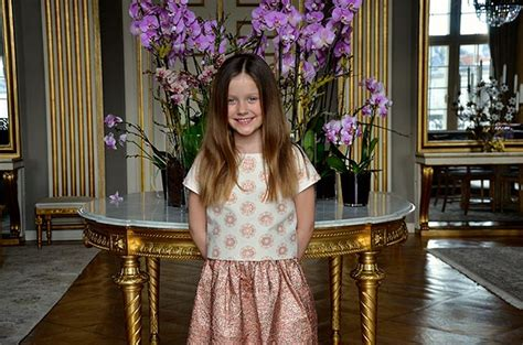New portraits of Princess Isabella of Denmark released to celebrate her 9th birthday