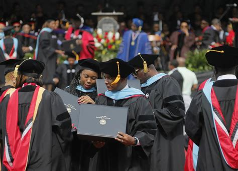 katherine johnson atlanta photos 2017 clark atlanta university commencement