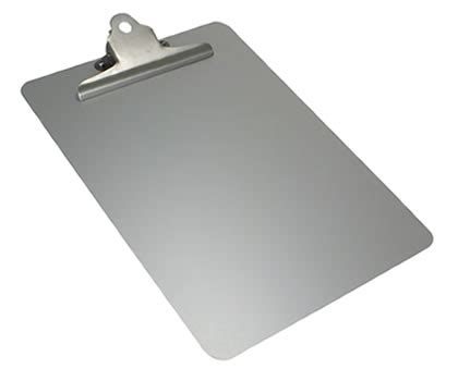 Metal Clipboard stainless steel clipboards detectamet