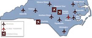 airports carolina map pin carolina airport map airports on