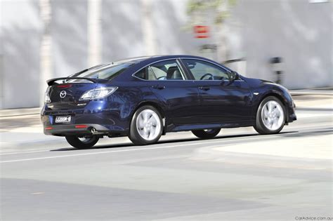 mazda car ratings 2010 mazda6 review caradvice