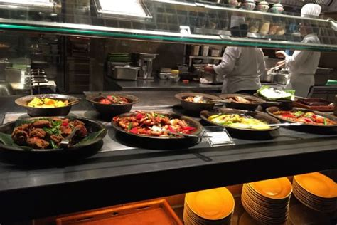 grand hyatt singapore club lounge and straits kitchen review