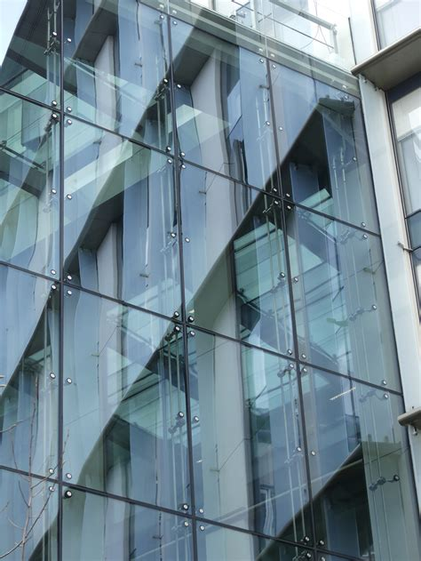 glass facades insulating glass facade office building in paris