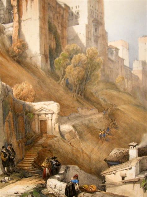 Sketches In Spain by David Picturesque Sketches In Spain 1837 Deluxe