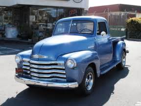 1950s Chevrolet Truck 1950 Chevrolet Truck For Sale Dusty Cars