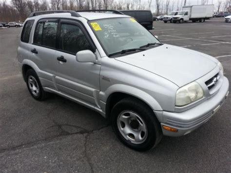 Buy Used Suzuki Grand Vitara Find Used 2000 Suzuki Grand Vitara In Nanuet New York
