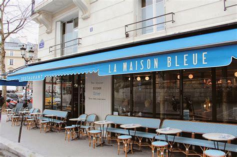 homey bar cafes la maison bleue