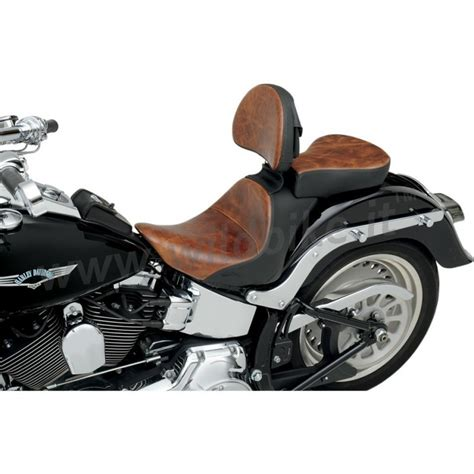 Harley Davidson Seats For Softail by Pillion Passenger Seat Lariat For Harley Davidson Fxst