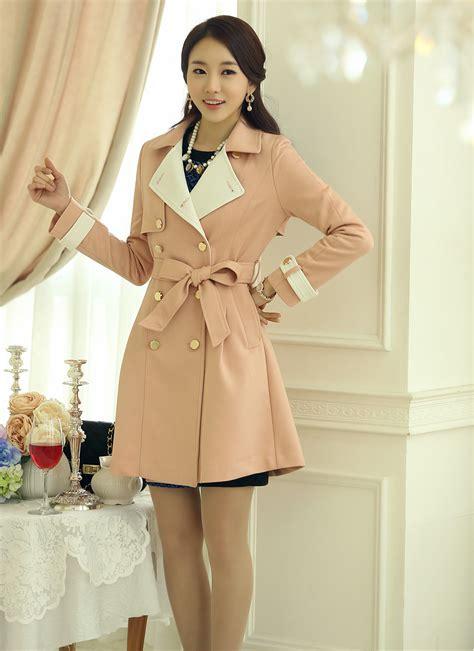 moda coreana 18 modelos de vestidos para el verano moda coreana 18 modelos de abrigos para mujeres 2014