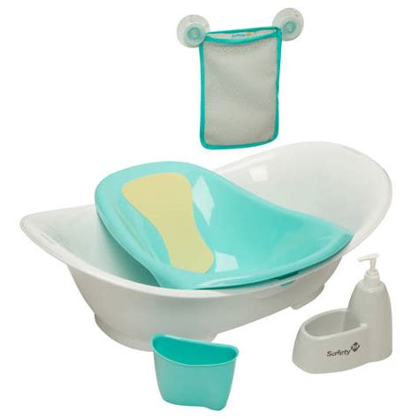 safety first baby bathtub safety 1st custom care 3 stage bath center target