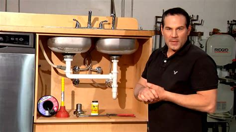 Fix A Leaking Kitchen Faucet by How To Repair A Leak Under The Sink Home Sweet Home