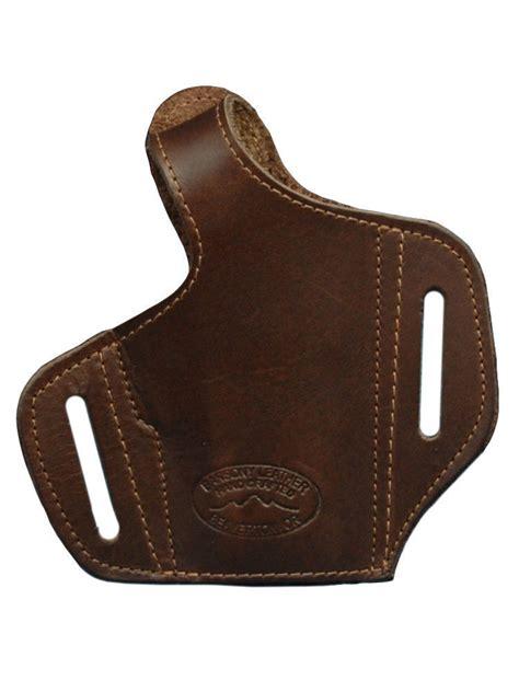 leather gun holster new barsony brown leather pancake gun holster makarov feg