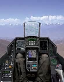cool images   raptor cockpit