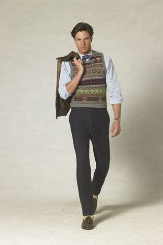 Ralph For Fall 2007 by 1000 Ideas About Mens Sweater Vest On Sweater