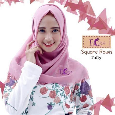tutorial jilbab segi 4 rawis jilbab segi empat rawis anna hijab modern