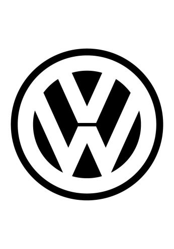 volkswagen logo black old posters 187 autom 243 veis 187 volkswagen 187 poster volkswagen
