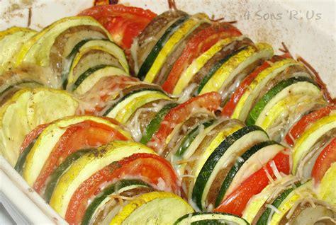 vegetables r us parmesan vegetable tian 4 sons r us