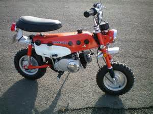 Suzuki Trailhopper Mt50