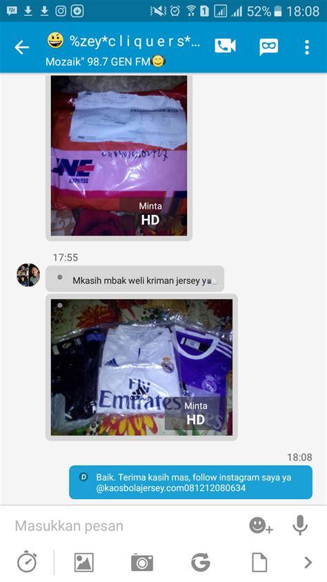 Jaket Hoodie Murah Napoli testimonial bukti pembeli jersey bola grade ori murah