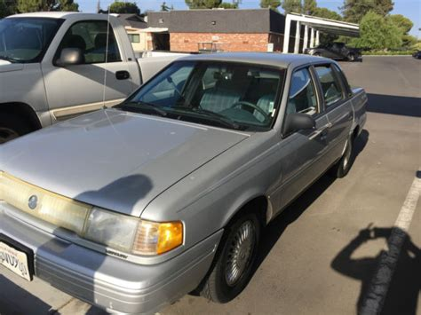 auto air conditioning service 1994 mercury topaz spare parts catalogs 1994 mercury topaz gs sedan 4 door 2 3l for sale in fresno california united states