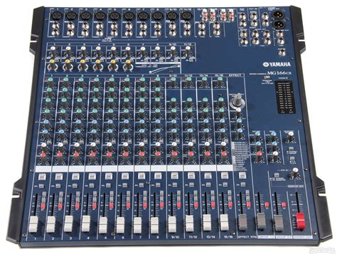 Mixer Yamaha Mg166cx Bekas yamaha mg166cx image 691218 audiofanzine