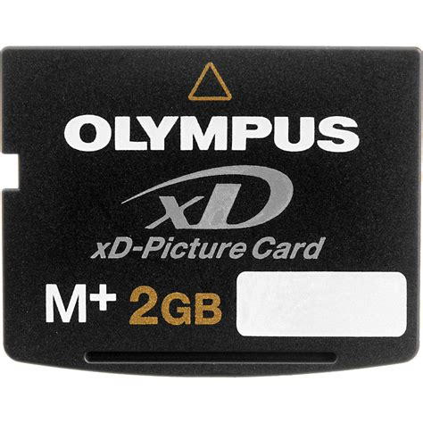 Memory Card Olympus olympus 2gb xd picture card m plus 202332 b h photo