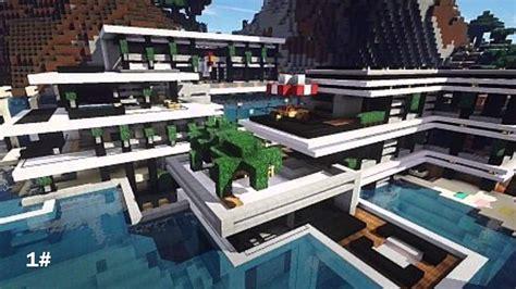 Les Plus Belles Maisons Au Monde by Top 10 Des Plus Maison Moderne Minecraft