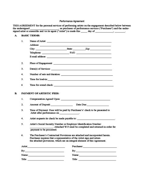 Lease Agreement Rider Lease Rider Template