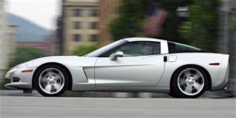 Prix D Un Garage 485 by Chevrolet Corvette 2007 Options Et Prix Autonet