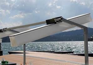 Offset Rectangular Patio Umbrella Fim Flexy Aluminum 8 X 14 Rectangular Offset Umbrella Flexy8x14