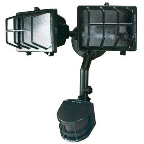heath zenith 270 degree outdoor motion sensing security
